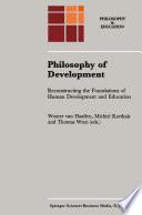 Philosophy of Development