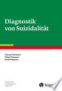 Diagnostik von Suizidalit  t