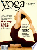 Yoga Journal : readers achieve the balance and well-being...