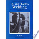 TIG and Plasma Welding