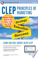 CLEP   Principles of Marketing Book   Online