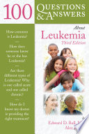 100 Questions Answers About Leukemia
