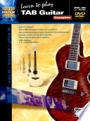 Alfred s MAX TAB Guitar Complete