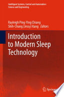 Introduction to Modern Sleep Technology