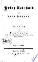 Prinz Reinhold und sein Führer