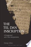 The Tel Dan Inscription