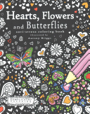 Hearts  Flowers and Butterflies