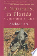 A Naturalist in Florida