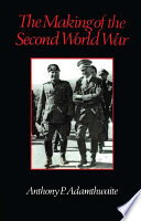 The Making of the Second World War