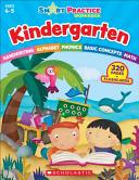 Smart Practice Workbook  Kindergarten