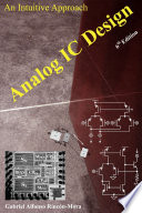 Analog IC Design   An Intuitive Approach