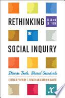 Rethinking Social Inquiry