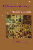Childhood and Society / Infanzia E Society