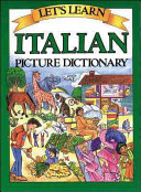 Let s Learn Italian Picture Dictionary