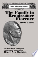 The Family in Renaissance Florence Book PDF