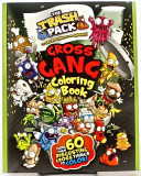 The Trash Pack Gross Gang Coloring Book