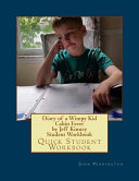 Diary Of A Wimpy Kid Cabin Fever book