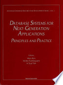 Database Systems for Next Generation Applications