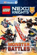 Lego Nexo Knights: Monster Battles