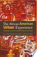 The African American Urban Experience