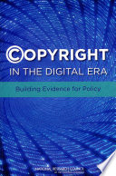 Copyright In The Digital Era : expanded and extended through legislative...