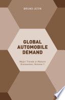 Global Automobile Demand book