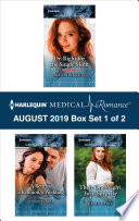Harlequin Medical Romance August 2019 Box Set 1 Of 2