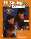 ELL strategies for science