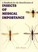 A Handbook For The Identification Of Insects Of Medical Importance