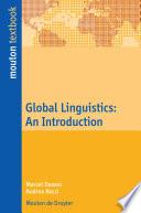 Global Linguistics