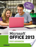Microsoft Office 2013  Post Advanced
