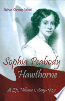Sophia Peabody Hawthorne  1809 1847