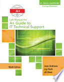 Lab Manual for Andrews A+ Guide to IT Technical Support