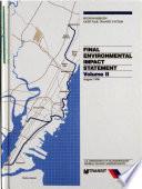 Jersey City, Hudson River Waterfront Transportation Corridor Improvements, Hudson-Bergen Light Rail Transit System (HBLRTS), Hudson County, Bergen County