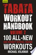 Tabata Workout Handbook Volume 2