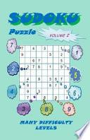 Sudoku Puzzle  Volume 2