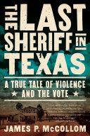 download ebook the last sheriff in texas pdf epub