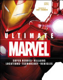 Ultimate Marvel Book