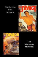 30 the Living Fire Menace And the Mountain Monster
