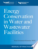 Energy Conservation In Water And Wastewater Facilities Mop 32