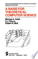 A Basis for Theoretical Computer Science