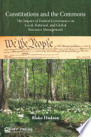 Constitutions and the Commons