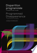 Disparition programm  e