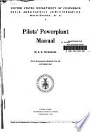 Pilots' Powerplant Manual