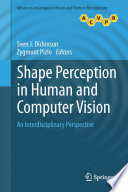 Shape Perception In Human And Computer Vision book