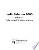 India Telecom Series  Vol  2  Cellular   Wireless Markets