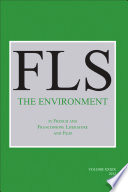 The Environment in French and Francophone Literature and Film