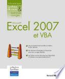 Excel 2007 et VBA