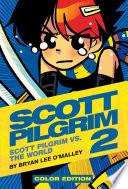 Scott Pilgrim Color  Vol  2  Vs  The World