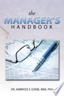THE MANAGER   S HANDBOOK